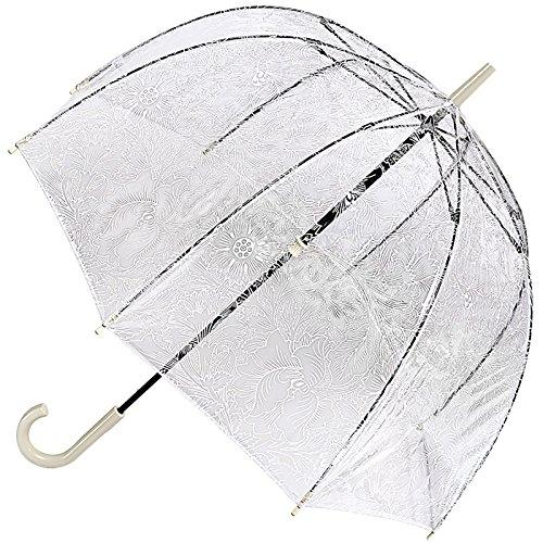 Fulton Morris & Co Birdcage 2 Paraguas clásico