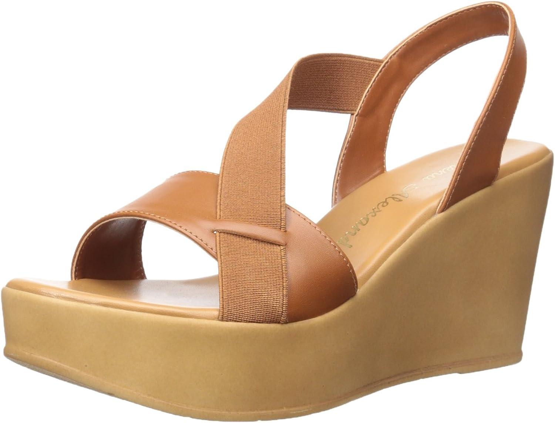 Athena Alexander Womens Koko Wedge Sandal