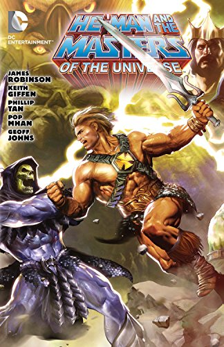 Download He-Man and the Masters of the Universe Vol. 1 1401240224