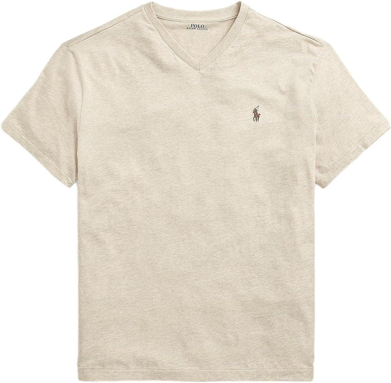 Polo RL Men's Classic Fit V-Neck T-Shirt