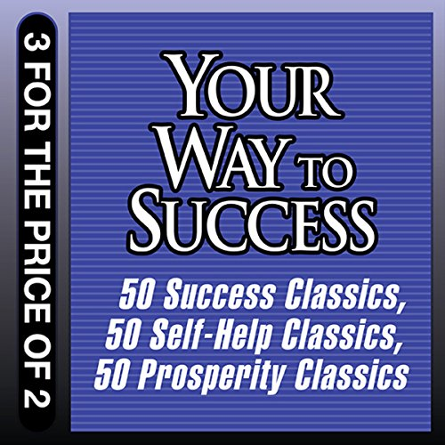 Your Way to Success audiobook cover art