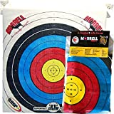 Morrell Youth Field Point Bag Archery Target Replacement Cover (Cover ONLY), White, Model:109RC