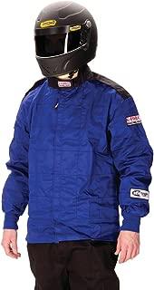 G-Force Unisex-Child Jacket (Blue, Medium)
