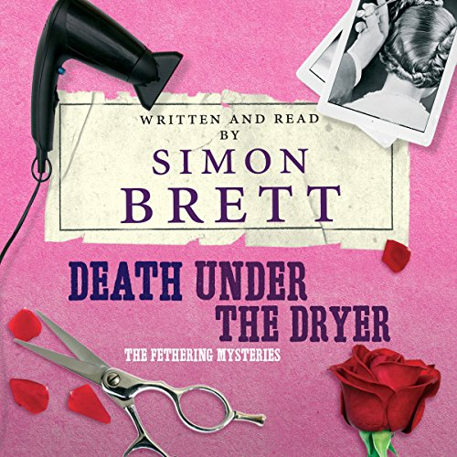 Death Under the Dryer cover art
