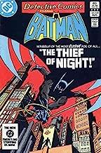 Detective Comics #529 FN ; DC comic book