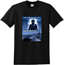 NR The Wraith T Shirt 1986 Charlie Sheen Bluray DVD Cover Small Medium Large Or XL