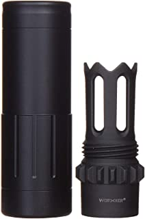 NFWorker Acc Suppressor Muzzle ? Ghost Flash Hider Tube Decorate Cap for Nerf Blaster