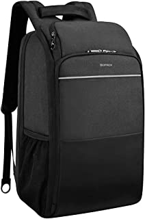 KOPACK Travel Backpack TSA Friendly Business Carry On Laptop Bag 17 Inch with USB Port Flight Approved