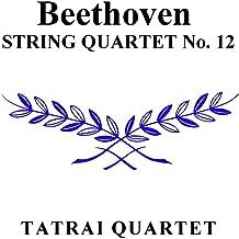 Beethoven String Quartet No. 12