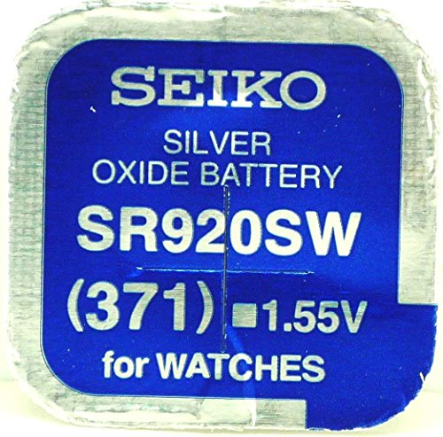 Seiko 371 - Batterie per orologio
