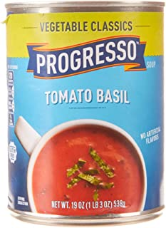 Progresso Soup Vegetable Classics, Tomato Basil, 19 oz