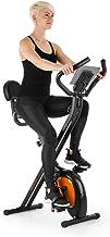 Klarfit X-Bike-700 Ergometer, hometrainer, fitnessbike, cardio-bike, trainingscomputer, geïntegreerde handhartslagmeter, ...