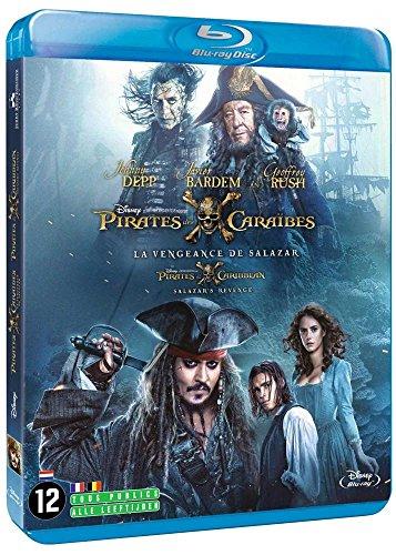 Pirates des Caraïbes 5 : La Vengeance de Salazar [Blu-Ray]