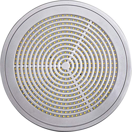 Heitronic LED Panel, Metallisch, Aluminium/ Kunststoff, 27561