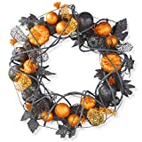 National Tree Halloween Wreath