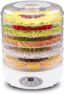 Carl Artbay Machine de Conservation des Aliments, Déshydrateur de Fruits, séchage Intelligent Sécheuse à température régla...