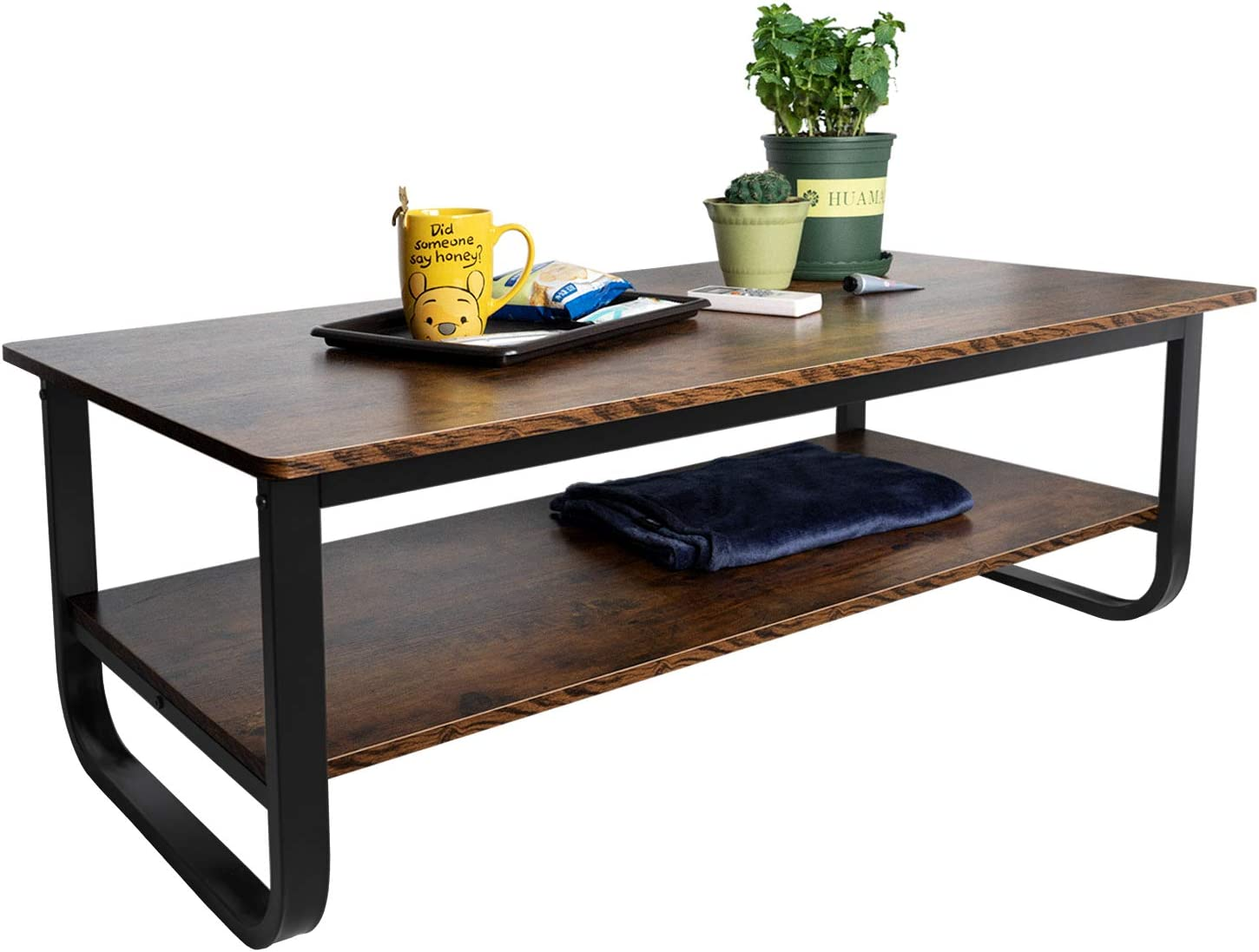 Rectangular Coffee Table with 48