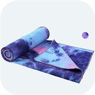 Yoga mat thick Slip Yoga Towel Perfect Yoga Mats Towel Super Soft Sweat Absorbent Non-slip Hot Yoga Towel Blanket Fitness ...