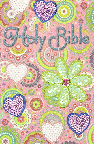 Compare Textbook Prices for ICB, Sequin Bible, Flexcover, Pink: International Children's Bible Illustrated Edition ISBN 9781400317035 by Thomas Nelson