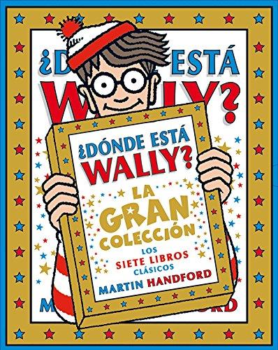 ¿Dónde está Wally? La gran colección de los siete libros clásicos...