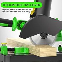 Kibola - Amoladora angular de soporte universal fija, máquina de pulido de conversión, máquina de corte, sierra de mesa, multifuncional, varilla de tracción de escritorio para amoladora angular