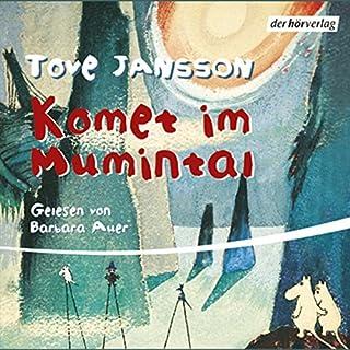 Komet im Mumintal                   Autor:                                                                                                                                 Tove Jansson                               Sprecher:                                                                                                                                 Barbara Aue                      Spieldauer: 3 Std. und 16 Min.     21 Bewertungen     Gesamt 4,2