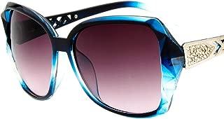 2018 new fashion sunglasses, trend, wild sunglasses, women's big box sunglasses