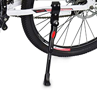 USJ Alloy Bicycle Kickstand Adjustable Non-Slip Rear Side...