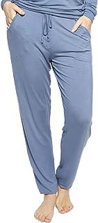 Cyberjammies Harper Plain Slouchy Long Sleeve Pyjama Top Blue