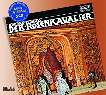Strauss, R.: Der Rosenkavalier (The Originals Version)