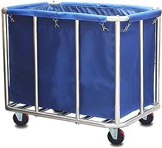 WPJ Service Voiture, Chariot Véhicules de Recyclage, Véhicules de Recyclage, Chariot de trieuse de la buanderie avec Roues...