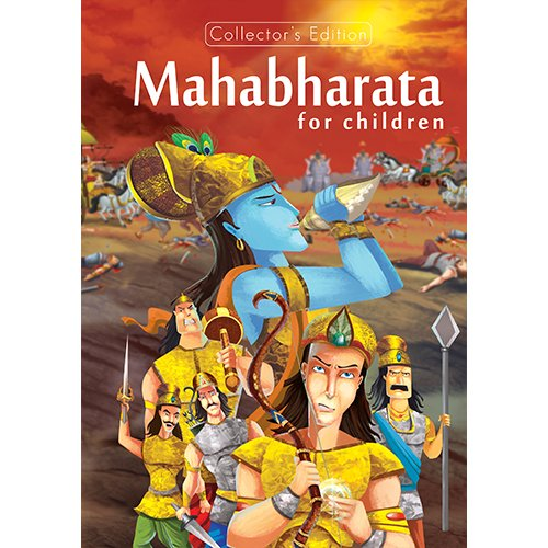 Mahabharata for Children PDF Books