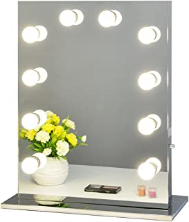 hollywood mirror desk