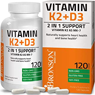 vitamin k2 d3 and calcium