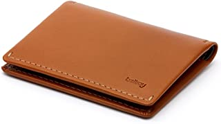 Bellroy Leather Slim Sleeve Wallet Caramel