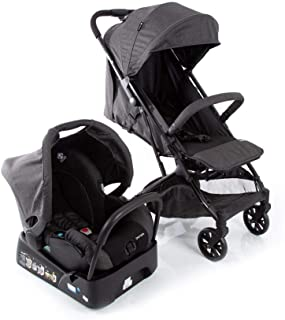 Travel System Skill Safety 1st - Black Denim, CAX00445