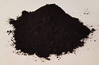 Lampblack (Carbonblack/Soot) Pigment - Weight: 1kg - by Inoxia