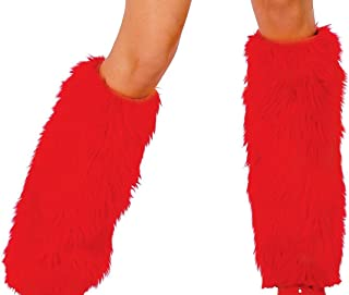 Women's Faux Fur Leg Warmer