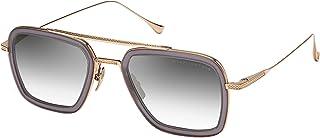 DITA - Gafas de Sol FLIGHT.006 Matte Grey K Gold/Grey Shaded 52/22/144 hombre