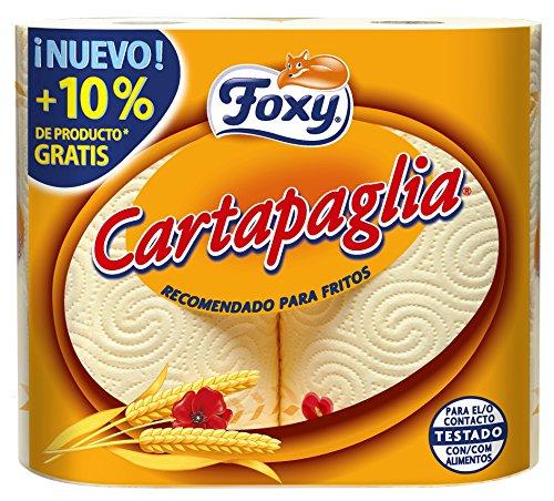 Foxy - Cartapaglia - Servilletas recomendados para fritos - 2 unidades