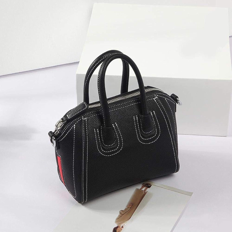 Ladies Handbag Simple and Women's Handbag Single Shoulder Bag (color   C)