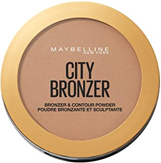 Maybelline New York City Bronzer Polvos Bronceadores Mate