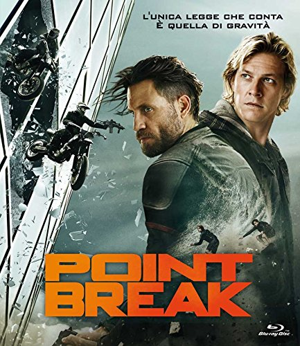 Point Break (3D) (Blu-Ray 3D) [Italia] [Blu-ray]