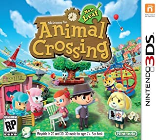 Animal Crossing: New Leaf [並行輸入品]