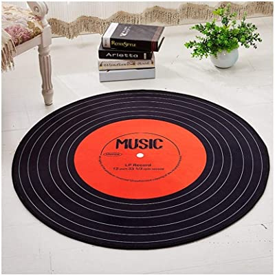 Amazon Com Carvapet Retro Music Record Lp Vinyl Black Cd