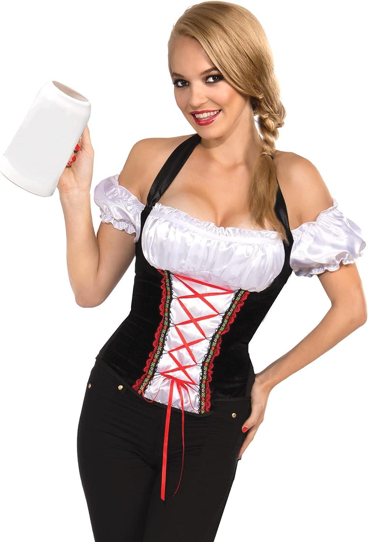 Forum Beer Garden Top Corset Costume 67% OFF of fixed price Industry No. 1