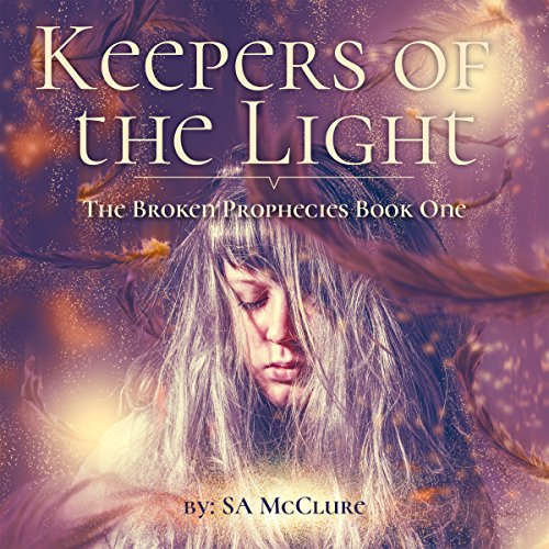 Keepers of the Light audiobook cover art