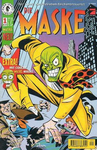 Die Maske # 1 - Dark Horse - zur Zeichentrickserie (Die Maske)