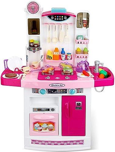 Kinder Rollenspiel Küche Spielzeug Set mädchen Jungen Küche Kochen Set Obst Gemüse Tee Spielset Spielzeug für Kinder Frühen Alter Entwicklung Bildungsvorgaben Spielen Essen Sortiment Set Entwicklung p