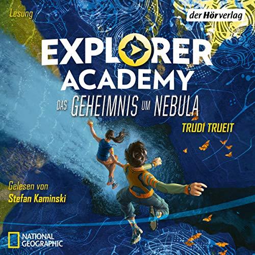 Das Geheimnis um Nebula audiobook cover art